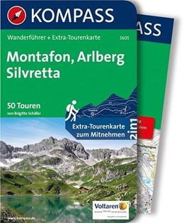Abbildung von Schäfer | Montafon, Arlberg, Silvretta | 3. Auflage | 2017 | Wanderführer mit Extra-Tourenk...