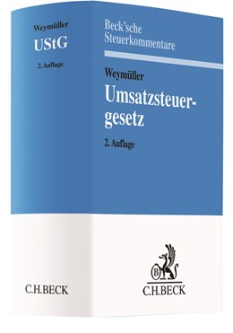 Abbildung von Weymüller | Umsatzsteuergesetz: UStG | 2. Auflage | 2019 | Kommentar