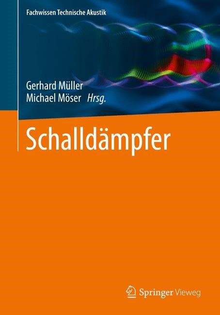 Schalldämpfer | Müller / Möser, 2017 | Buch (Cover)