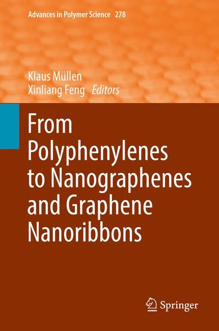 From Polyphenylenes to Nanographenes and Graphene Nanoribbons | Müllen / Feng | 2018, 2017 | Buch (Cover)