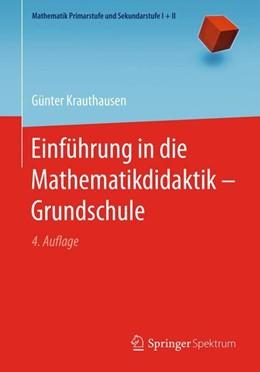 Abbildung von Krauthausen   Einführung in die Mathematikdidaktik - Grundschule   4. Auflage   2018