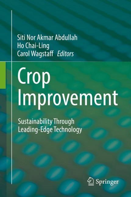 Abbildung von Abdullah / Ho / Wagstaff   Crop Improvement   2017