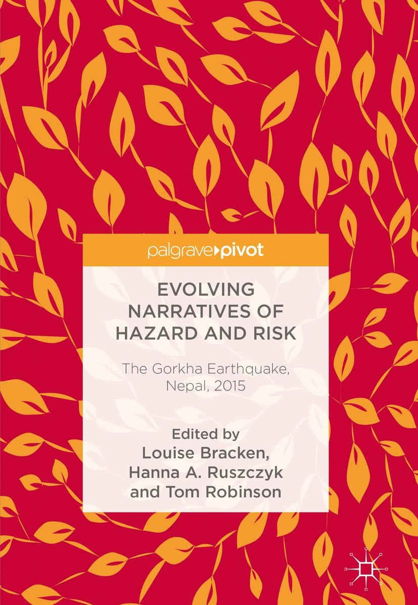 Evolving Narratives of Hazard and Risk | Bracken / Ruszczyk / Robinson, 2017 | Buch (Cover)
