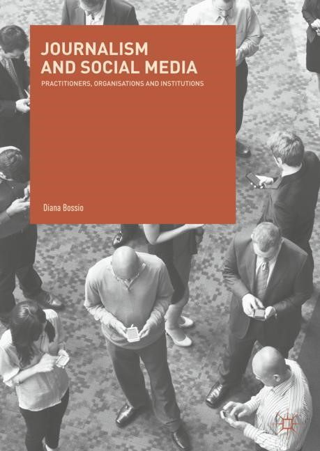 Journalism and Social Media | Bossio, 2017 | Buch (Cover)