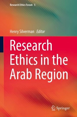Abbildung von Silverman   Research Ethics in the Arab Region   1. Auflage   2018   beck-shop.de