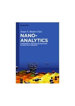 Abbildung von Shtykov | Nanoanalytics | 1. Auflage | 2018 | beck-shop.de