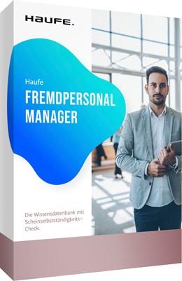 Abbildung von Haufe Fremdpersonal Manager Online | 1. Auflage | 2017 | beck-shop.de