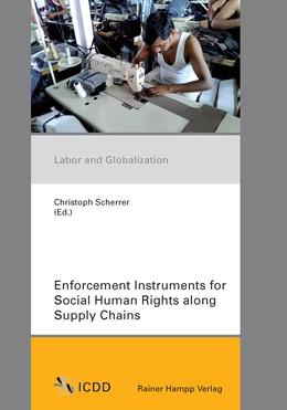 Abbildung von Scherrer | Enforcement Instruments for Social Human Rights along Supply Chains | 2017 | 9