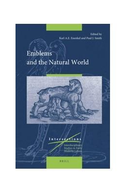 Abbildung von Enenkel / Smith | Emblems and the Natural World | 2017 | 50