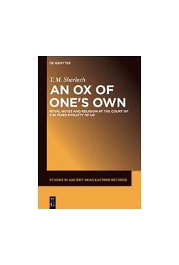 Abbildung von Sharlach | An Ox of One's Own | 1. Auflage | 2017 | beck-shop.de