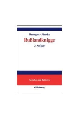 Abbildung von Baumgart / Jänecke   Rußlandknigge   3., unwesentlich veränderte Aufl   2017