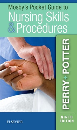 Abbildung von Perry / Potter | Mosby's Pocket Guide to Nursing Skills & Procedures | 2018