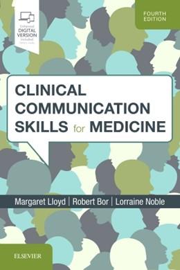 Abbildung von Lloyd / Bor / Noble | Clinical Communication Skills for Medicine | 2018