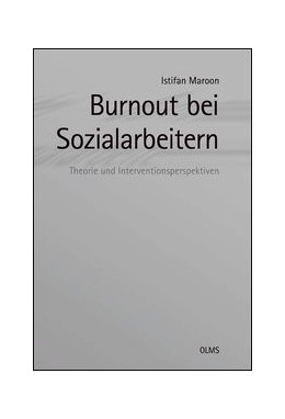 Abbildung von Maroon | Burnout bei Sozialarbeitern | 2. Auflage 2017 | 2017 | Theorie und Interventionspersp...