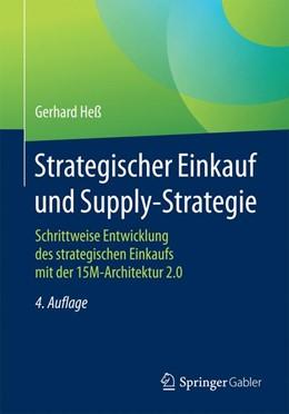 Abbildung von Heß   Strategischer Einkauf und Supply-Strategie   4. Aufl. 2017   2017   Schrittweise Entwicklung des s...