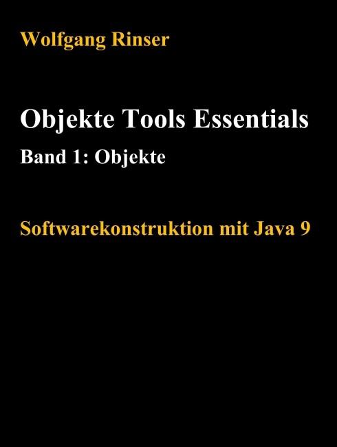 Abbildung von Rinser | Objekte Tools Essentials Band 1: Objekte | 2 | 2017
