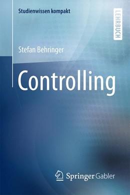 Abbildung von Behringer   Controlling   2017