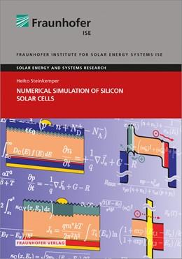 Abbildung von Steinkemper / | Numerical Simulation of Silicon Solar Cells. | 2017