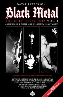 Abbildung von Patterson   Black Metal - The Cult Never Dies Vol. 1   1. Auflage   2017   beck-shop.de