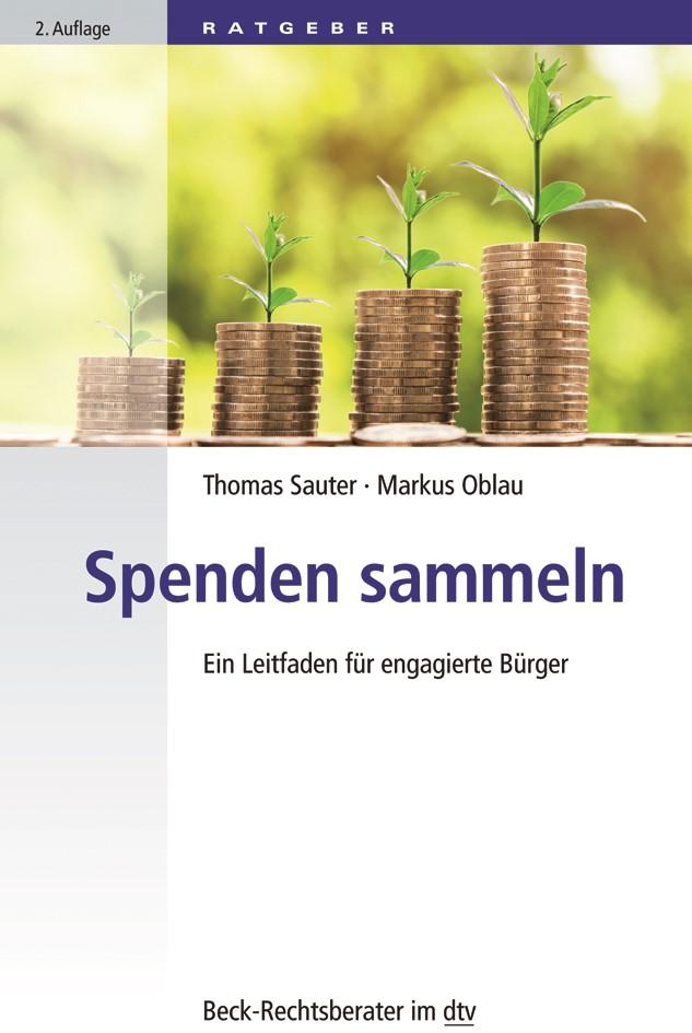 Abbildung von Sauter / Oblau | Spenden sammeln | 2. Auflage | 2018