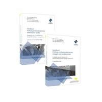 Abbildung von Bundle: Handbuch Prüfung ortsfester elektrischer Anlagen und Betriebsmittel und Handbuch Prüfung ortsveränderlicher elektrischer Geräte   2017
