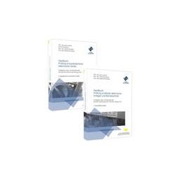 Abbildung von Bundle: Handbuch Prüfung ortsfester elektrischer Anlagen und Betriebsmittel und Handbuch Prüfung ortsveränderlicher elektrischer Geräte | 2017
