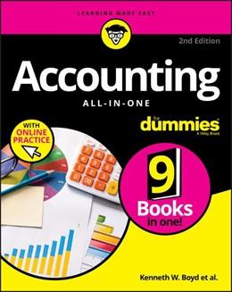 Abbildung von Kraynak | Accounting All-in-One For Dummies | 1. Auflage | 2018 | beck-shop.de