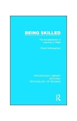 Abbildung von McNaughton | Being Skilled | 2017 | The Socializations of Learning... | 7