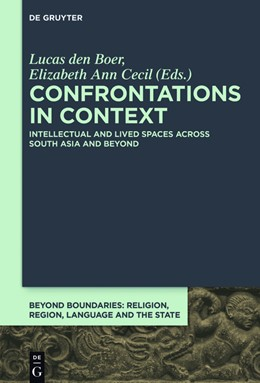 Abbildung von den Boer / Cecil   Framing Intellectual and Lived Spaces in Early South Asia   1. Auflage   2020   beck-shop.de