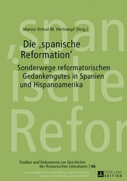 Abbildung von Hertrampf | Die «spanische Reformation» | 2017 | Sonderwege reformatorischen Ge... | 66