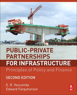 Abbildung von Yescombe / Farquharson | Public-Private Partnerships for Infrastructure | 2018 | Principles of Policy and Finan...