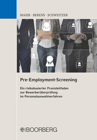 Pre-Employment-Screening | Maier / Berens / Schweitzer, 2017 | Buch (Cover)
