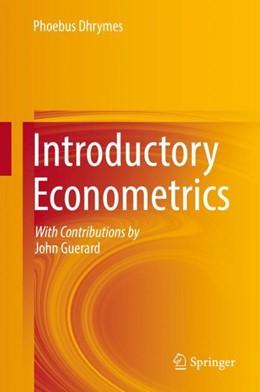 Abbildung von Dhrymes / Guerard   Introductory Econometrics   2017