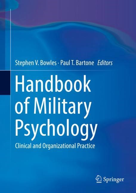 Handbook of Military Psychology | Bowles / Bartone, 2017 | Buch (Cover)