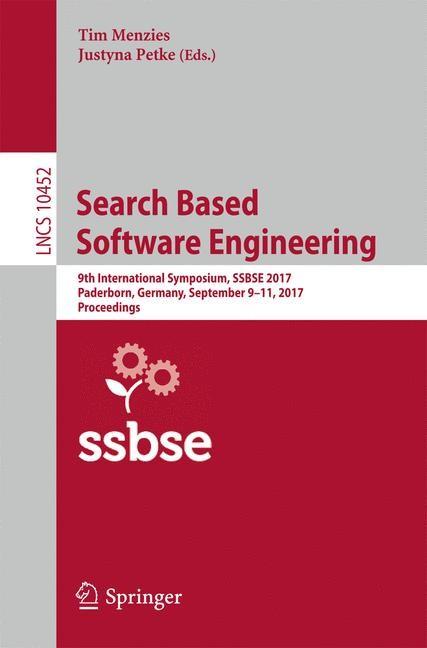 Abbildung von Menzies / Petke   Search Based Software Engineering   2017