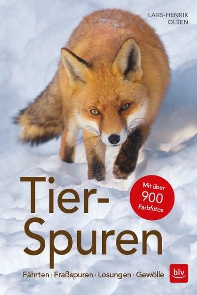 Tier-Spuren   Olsen   3. Auflage, 2017   Buch (Cover)
