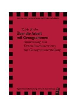 Abbildung von Rohr | Über die Arbeit mit Genogrammen | 1. Auflage | 2017 | beck-shop.de