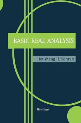 Abbildung von Sohrab | Basic Real Analysis | 2003