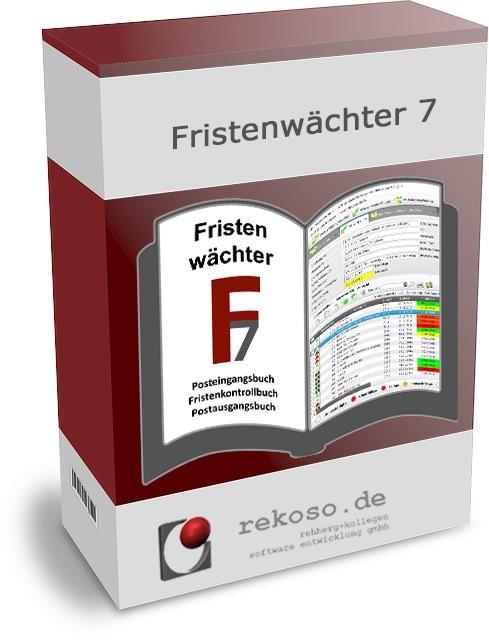 Abbildung von Fristenwächter 7.0 (Sonderedition beck-shop)   Verbesserte und aktualisierte Version
