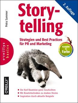 Abbildung von Sammer | Storytelling | 2., akt. Aufl | 2017 | Strategien und Best Practices ...