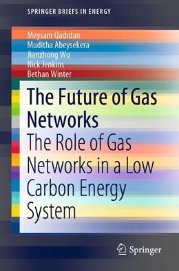 Abbildung von Qadrdan / Abeysekera | The Future of Gas Networks | 1. Auflage | 2019 | beck-shop.de