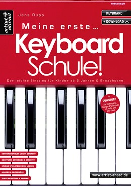 Abbildung von Rupp | Meine erste Keyboardschule! | 1. Auflage | 2019 | beck-shop.de