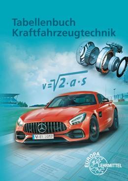 Abbildung von Fischer / Gscheidle | Tabellenbuch Kraftfahrzeugtechnik | 17. Auflage | 2017 | beck-shop.de
