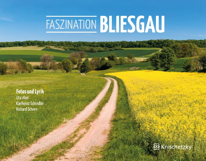 Faszination Bliesgau | Abel | 1. Auflage, 2017 | Buch (Cover)