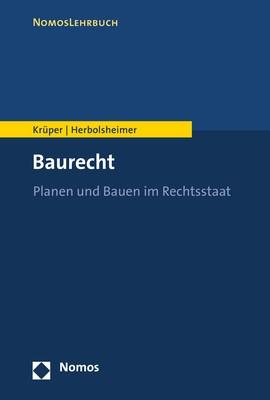 Baurecht | Krüper / Herbolsheimer | 1. Auflage, 2019 | Buch (Cover)