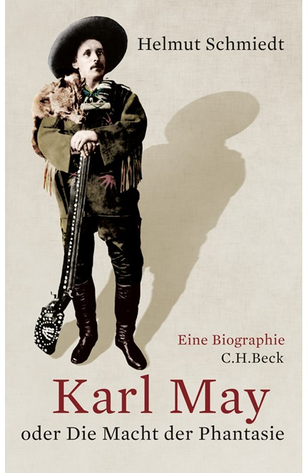 Cover: Helmut Schmiedt, Karl May