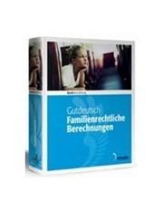 Familienrechtliche Berechnungen - Edition 2 / 2017 | Gutdeutsch, 2017 (Cover)