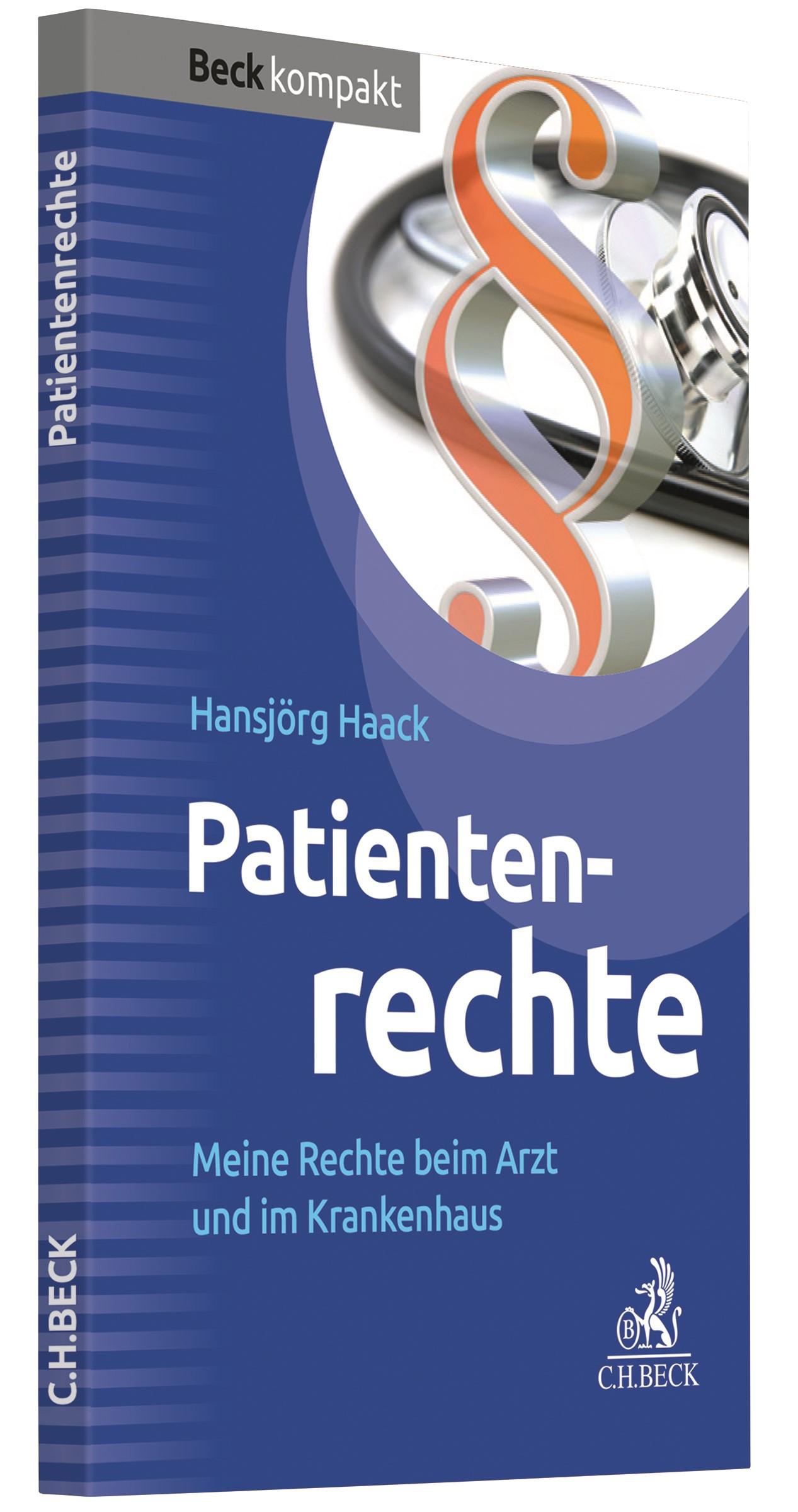 Patientenrechte | Haack, 2018 | Buch (Cover)