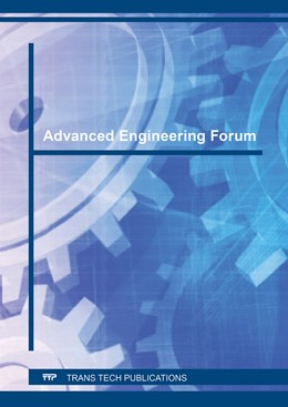 Abbildung von Advanced Engineering Forum Vol. 23 | 1. Auflage | 2017 | Volume 23 | beck-shop.de