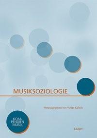 Musiksoziologie | Kalisch, 2016 | Buch (Cover)